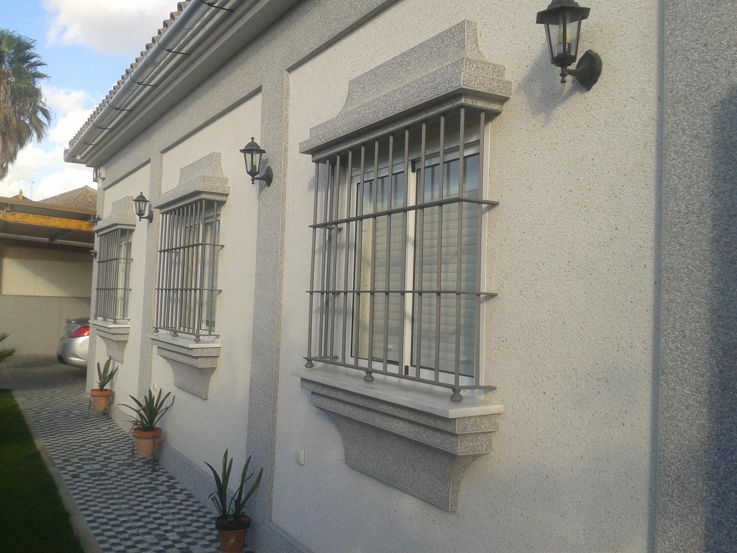 Revestimientos de fachadas monocapa fachadas geniel - Revestimientos de fachadas ...